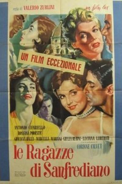 Caratula, cartel, poster o portada de Le ragazze di San Frediano