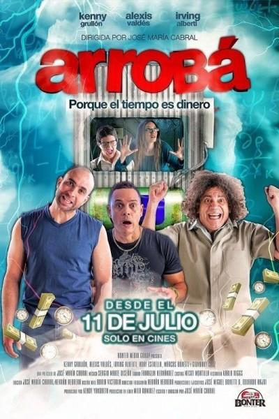 Caratula, cartel, poster o portada de Arrobá