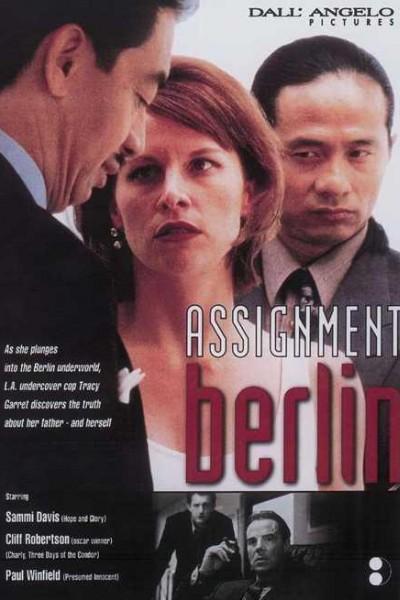 Caratula, cartel, poster o portada de Assignment Berlin