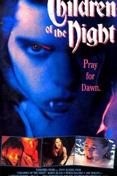 Caratula, cartel, poster o portada de Children of the Night