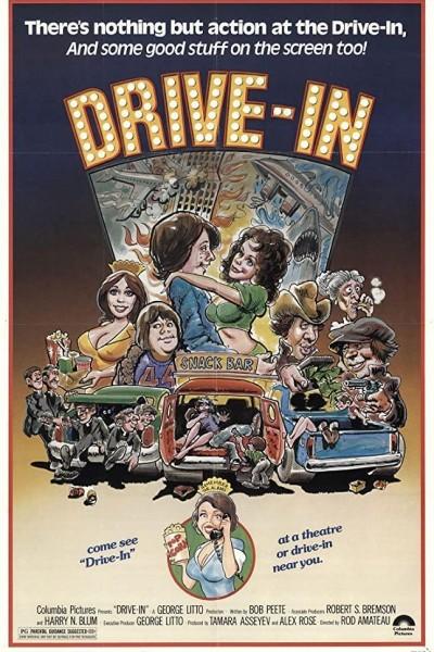 Caratula, cartel, poster o portada de Drive-In