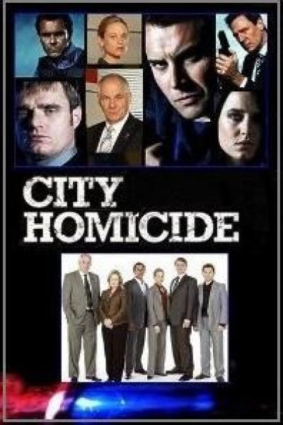 Caratula, cartel, poster o portada de City Homicide