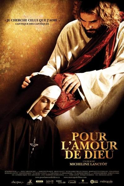 Caratula, cartel, poster o portada de Pour l\'amour de Dieu