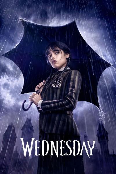 Caratula, cartel, poster o portada de Wednesday