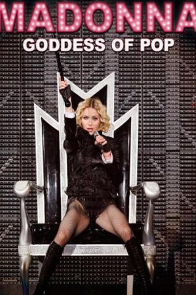Caratula, cartel, poster o portada de Madonna: Goddess of Pop