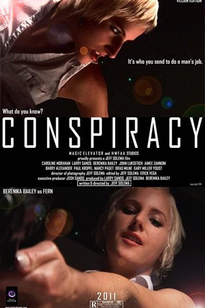 Caratula, cartel, poster o portada de Conspiracy