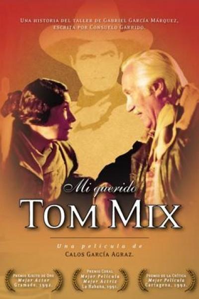 Caratula, cartel, poster o portada de Mi querido Tom Mix