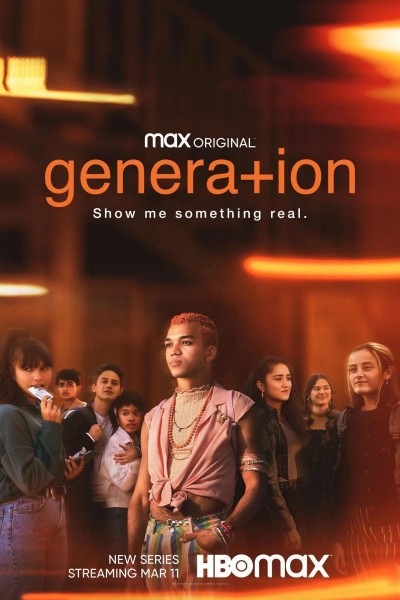 Caratula, cartel, poster o portada de Generation