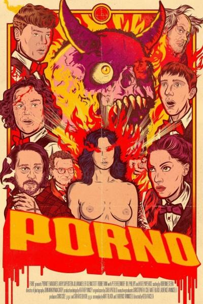 Caratula, cartel, poster o portada de Porno