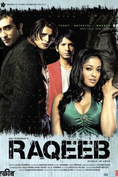 Caratula, cartel, poster o portada de Raqeeb