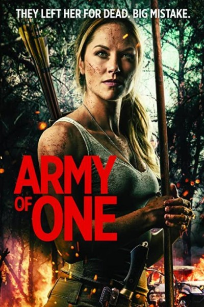 Caratula, cartel, poster o portada de Army of One