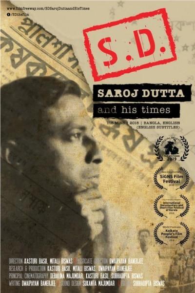Caratula, cartel, poster o portada de Saroj Dutta and His Times