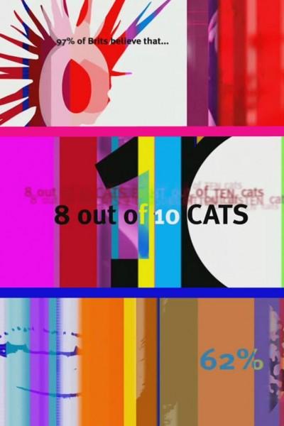 Caratula, cartel, poster o portada de 8 out of 10 Cats