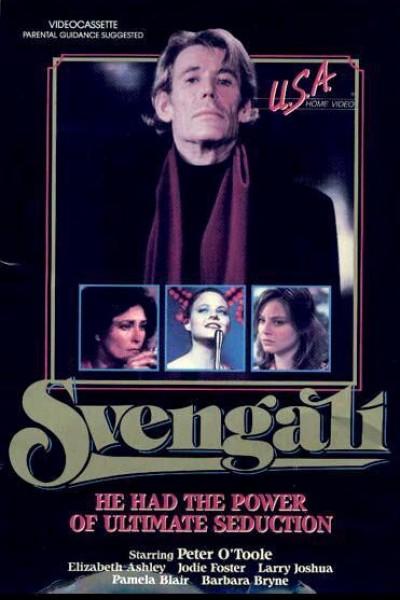 Caratula, cartel, poster o portada de Svengali