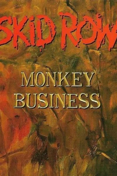 Caratula, cartel, poster o portada de Skid Row: Monkey Business (Vídeo musical)