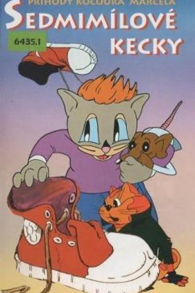 Caratula, cartel, poster o portada de March, el gato soñador