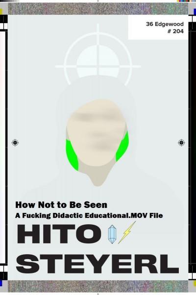 Caratula, cartel, poster o portada de Cómo no ser visto: un puto archivo .MOV didáctico y educativo
