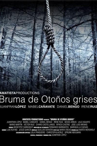 Caratula, cartel, poster o portada de Bruma de otoños grises