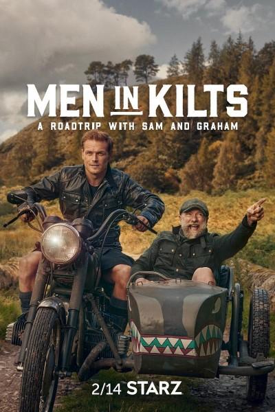Caratula, cartel, poster o portada de Men in Kilts: A Roadtrip with Sam and Graham