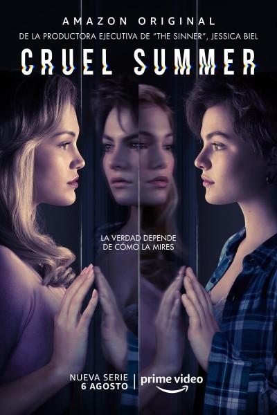 Caratula, cartel, poster o portada de Cruel Summer