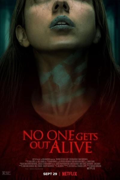 Caratula, cartel, poster o portada de Nadie saldrá vivo de aquí