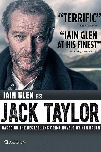 Caratula, cartel, poster o portada de Jack Taylor