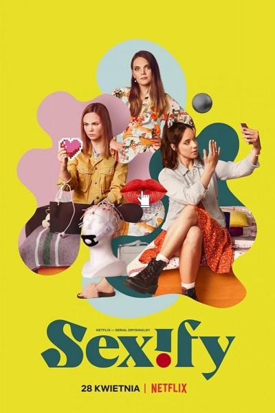 Caratula, cartel, poster o portada de Sexify