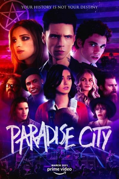 Caratula, cartel, poster o portada de Paradise City