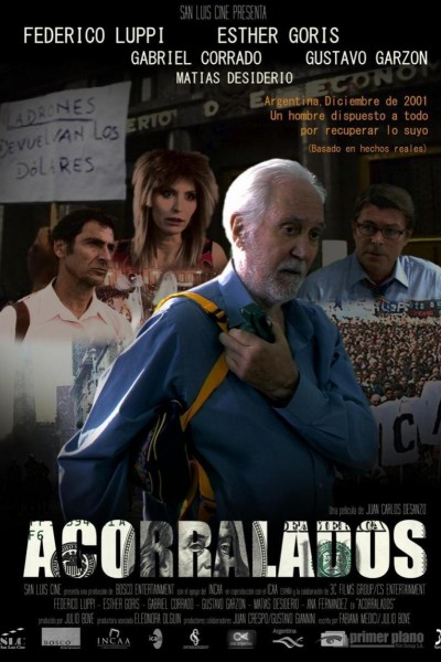 Caratula, cartel, poster o portada de Acorralados
