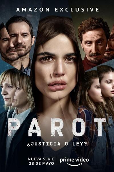 Caratula, cartel, poster o portada de Parot