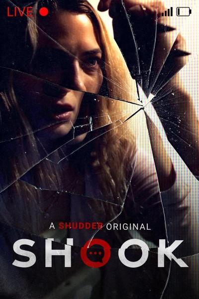 Caratula, cartel, poster o portada de Shook