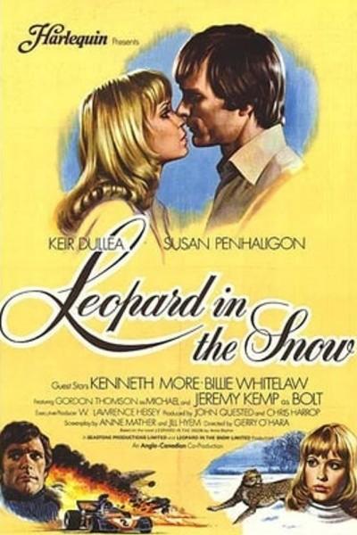 Caratula, cartel, poster o portada de Leopard in the Snow
