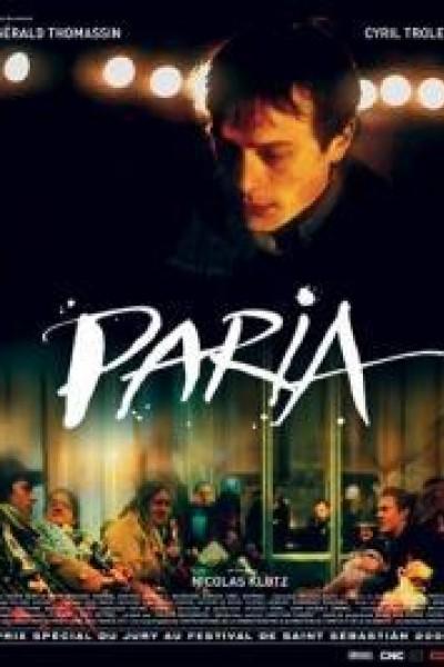 Caratula, cartel, poster o portada de Paria