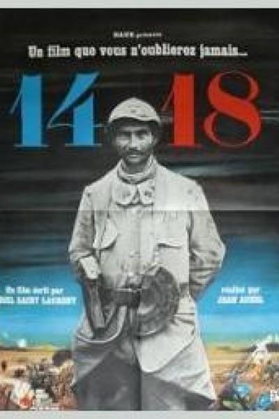 Caratula, cartel, poster o portada de 14-18