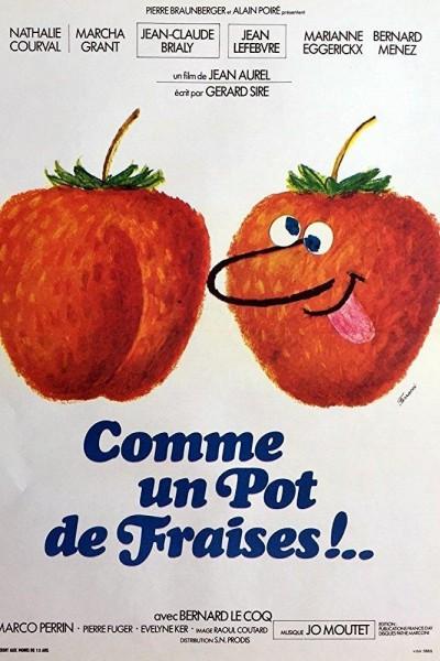 Caratula, cartel, poster o portada de Como un tarro de frutillas!