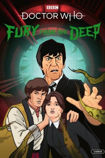Caratula, cartel, poster o portada de Doctor Who: Fury from the Deep