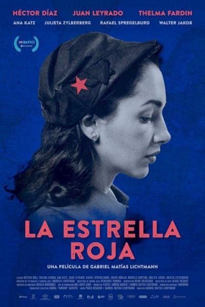 Caratula, cartel, poster o portada de La estrella roja