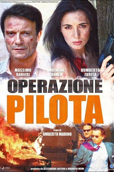 Caratula, cartel, poster o portada de Operación piloto