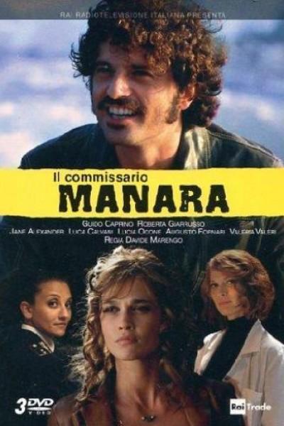 Caratula, cartel, poster o portada de Il commissario Manara