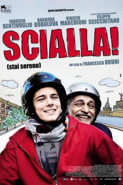 Caratula, cartel, poster o portada de Scialla!