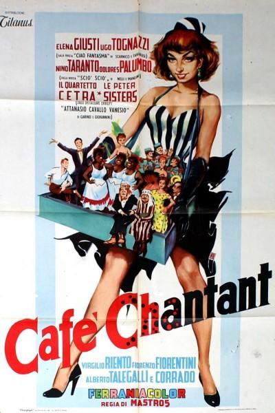Caratula, cartel, poster o portada de Café Chantant