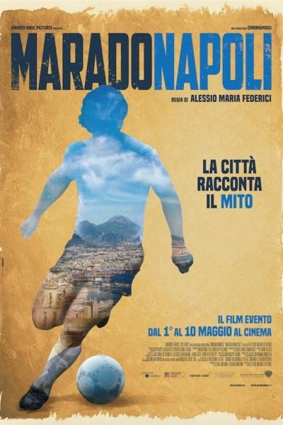 Caratula, cartel, poster o portada de Maradonapoli