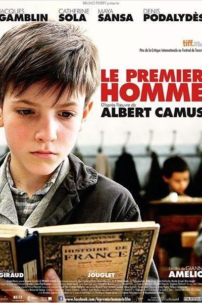Caratula, cartel, poster o portada de Le premier homme