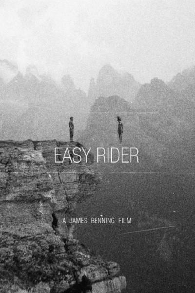 Caratula, cartel, poster o portada de Easy Rider