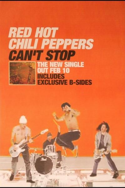 Caratula, cartel, poster o portada de Red Hot Chili Peppers: Can\'t Stop (Vídeo musical)