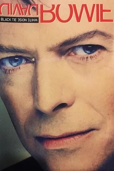 Caratula, cartel, poster o portada de David Bowie: Black Tie White Noise (Vídeo musical)