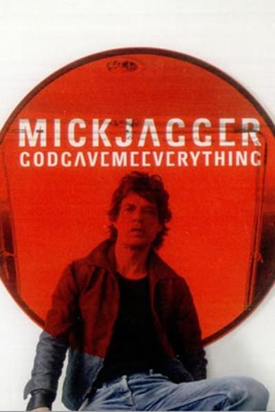 Caratula, cartel, poster o portada de Mick Jagger: God Gave Me Everything (Vídeo musical)