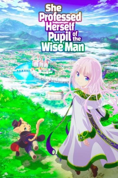 Caratula, cartel, poster o portada de She Professed Herself Pupil of the Wise Man