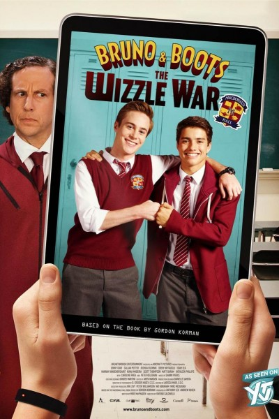 Caratula, cartel, poster o portada de Bruno y Boots: La guerra contra Wizzle