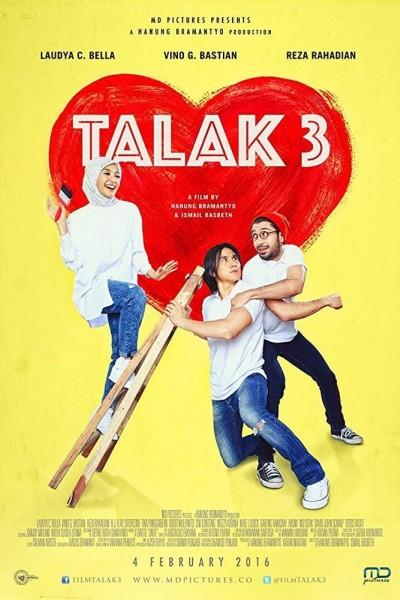 Caratula, cartel, poster o portada de Talak 3